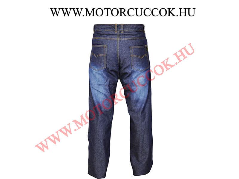 d073183a98 Plus Racing férfi protektoros motoros farmer kevlár erősítéssel ...