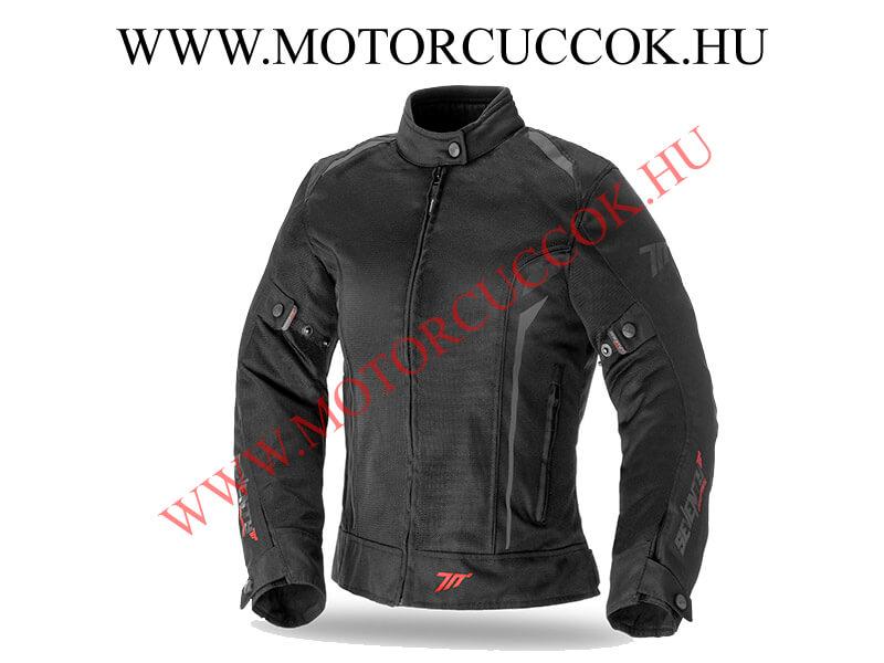 dc6f4385fd Seventy Degrees női nyári légáteresztős motoros kabát