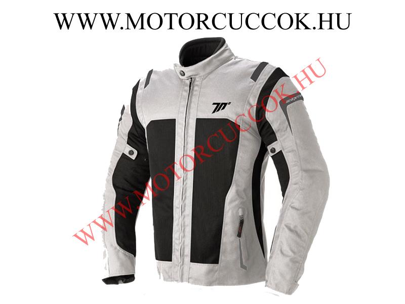 768fef00a6 Seventy Degrees nyári légáteresztős motoros kordura kabát