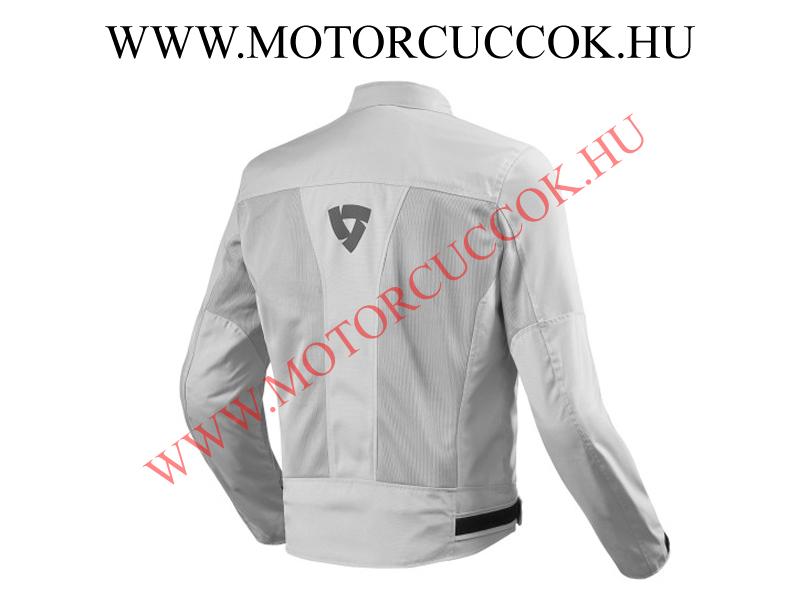 ca41d27cd8 Rev'it Eclipse kabát világos szürke | MotorCuccok.hu