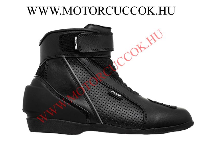 Plus Racing Raptor motoros cipő rövidszárú csizma